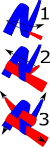 Foulardknopf