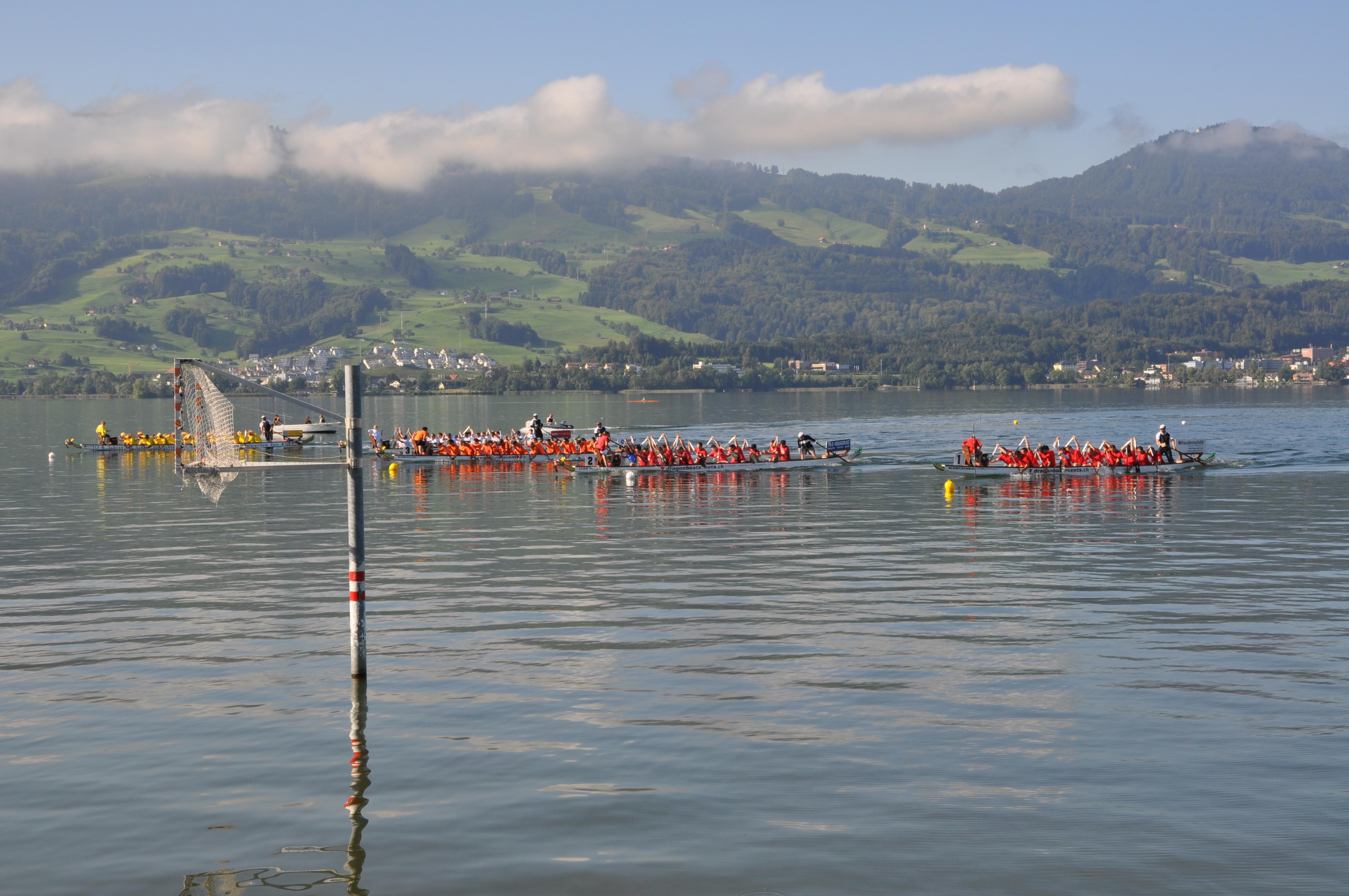 Drachenbootrennen 09